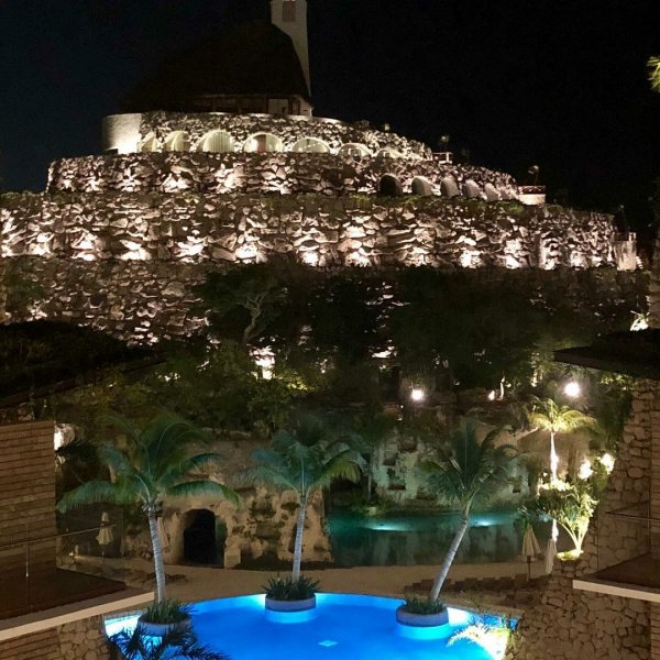 all inclusive hotel xcaret